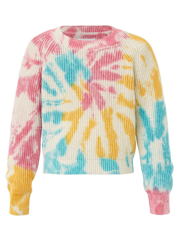 REPLAY Kids Pullover, Creme-Weiß