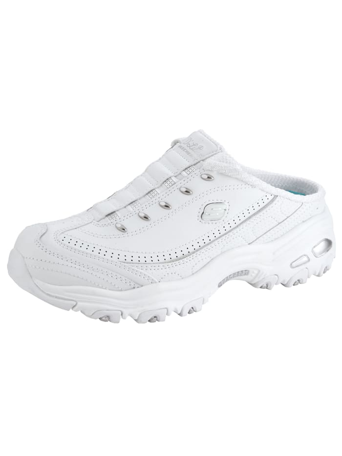 Skechers D'Lites Bright sky Sabot mit Air Cooled Memory Foam IsLc9