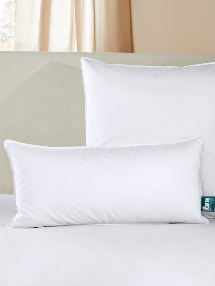 f.a.n. Daunen- & Federn Bettenprogramm 'Canada', Weiß