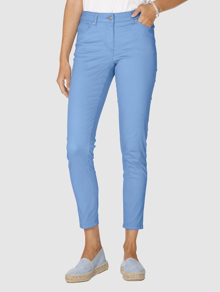 Pantalon en coloris tendance