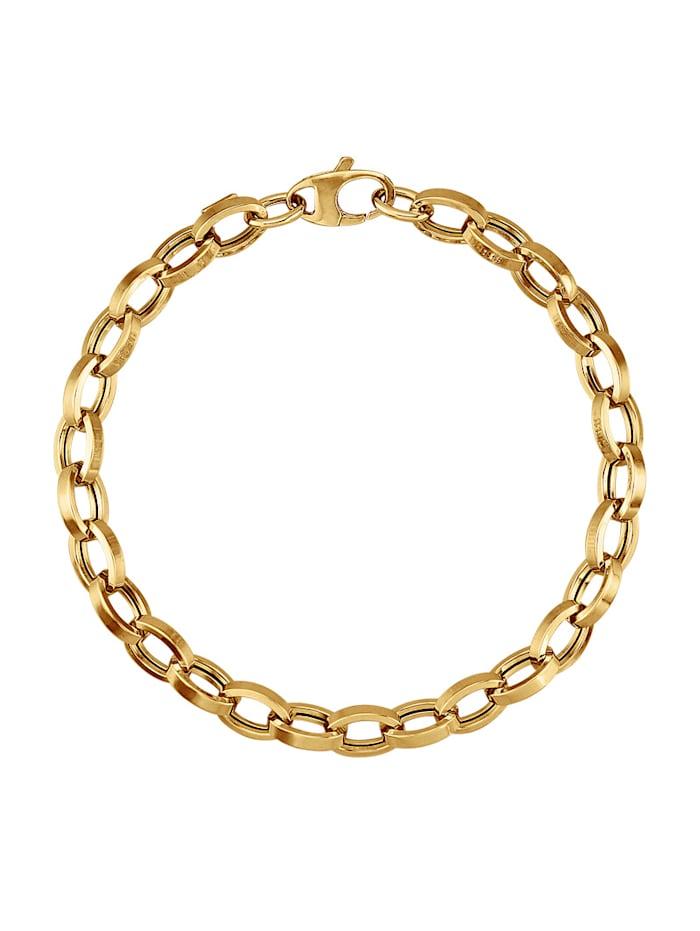 AMY VERMONT Bracelet en or jaune 585, Coloris or jaune
