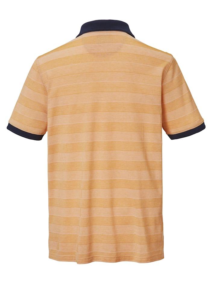 Poloshirt Van gemerceriseerd katoen
