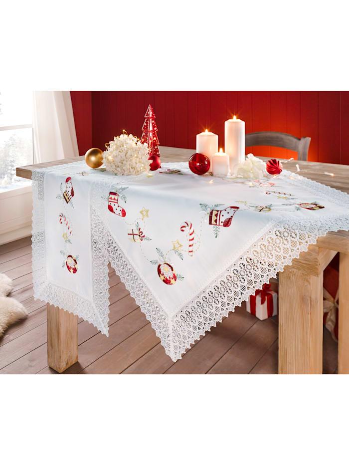 """Linge de table """"Déco de Noël"""""""