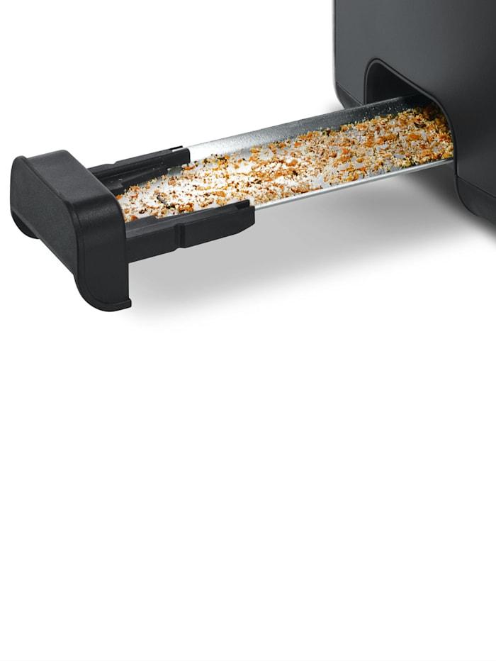 Bosch brödrost med långt rostfack TAT6A803