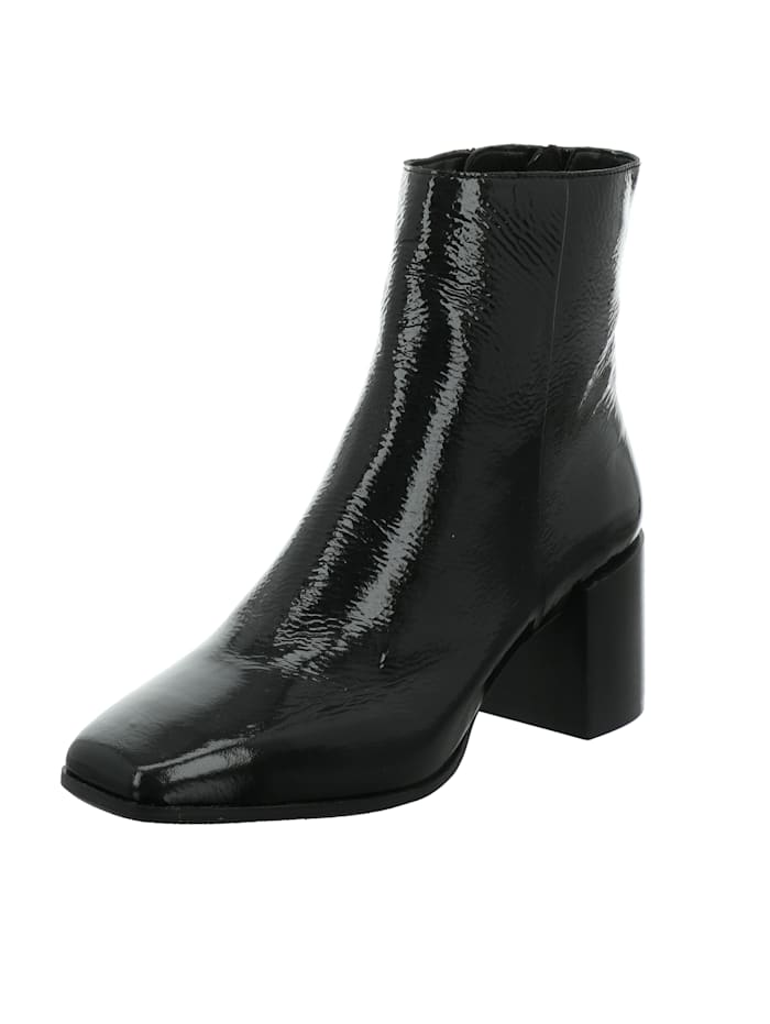 Tizian Tizian Damen-Stiefelette Avola 02, schwarz, schwarz