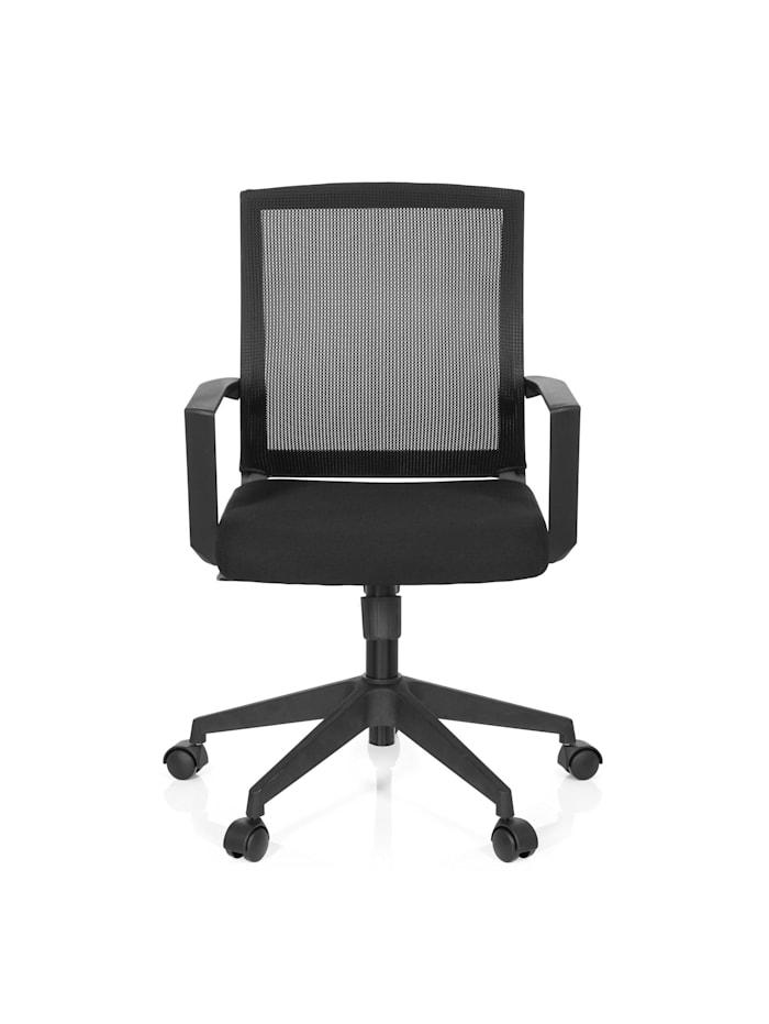 hjh OFFICE Home Office Bürostuhl STAR-TEC BAI100, Schwarz