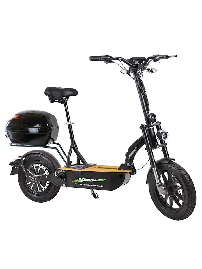 """DIDI THURAU EDITION Elektroroller """"Eco-Tourer"""" 20 km/h Safety Plus"""
