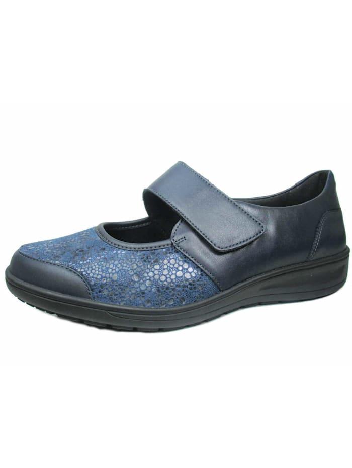 Solidus Slipper, blau