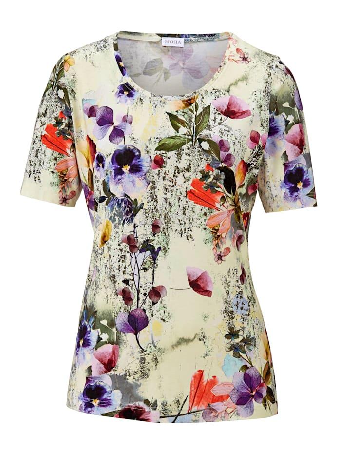 Kukkakuvioinen paita