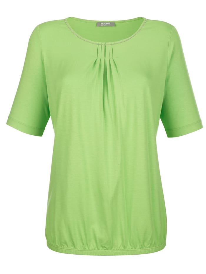 Shirt met fonkelend sierelement