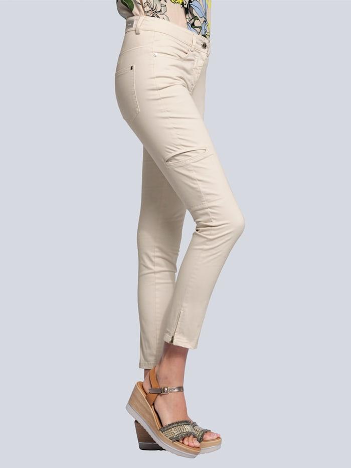 Pantalon avec poches côtés