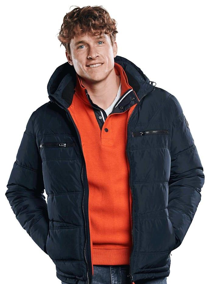 Engbers Sportive Jacke, Saphirblau