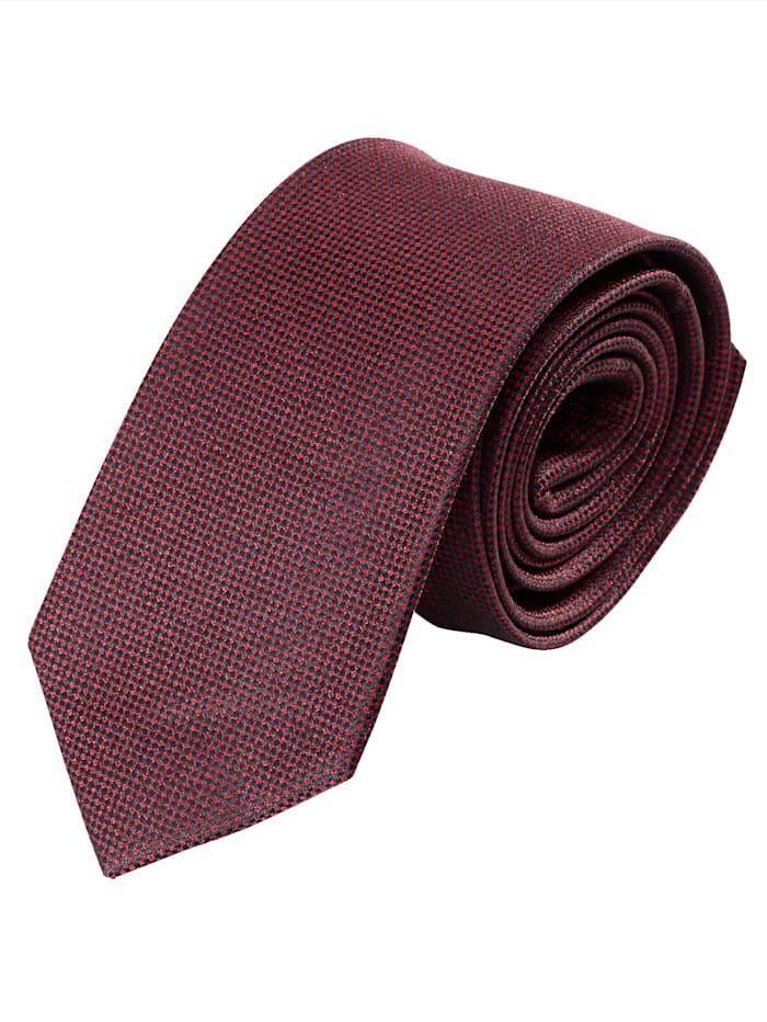 BABISTA Krawatte aus reiner Seide, rot
