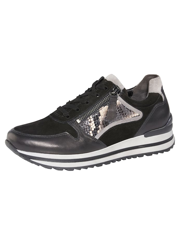 Gabor Lace-up shoes, Black