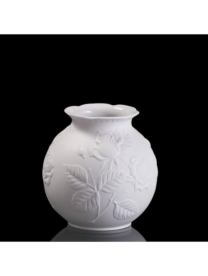 Kaiser Porzellan Kaiser Porzellan Vase Rosengarten, weiß