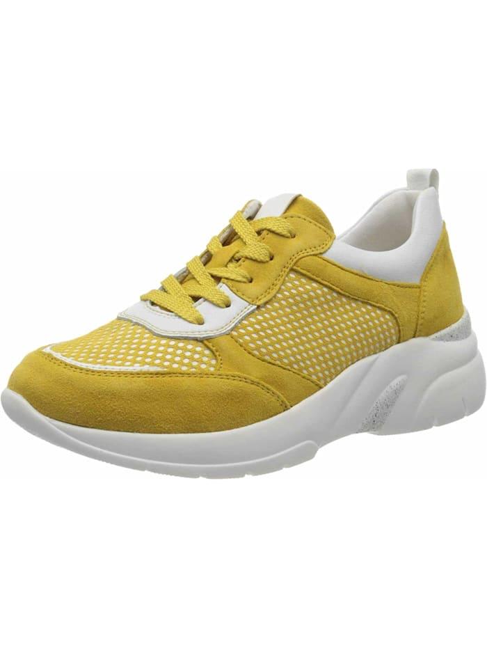 Remonte Sneaker, gelb