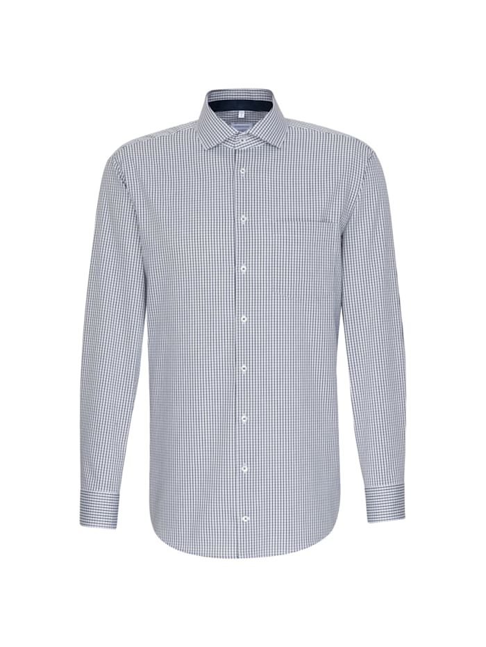 Seidensticker Business Hemd ' Comfort ', dunkelblau (0019)