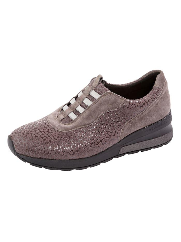 Waldläufer Slip-on shoes, Taupe