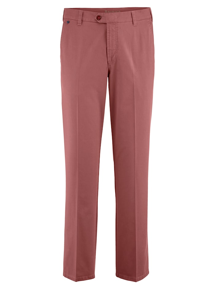 Babista Premium Pantalon en coton SUPIMA, Vieux rose