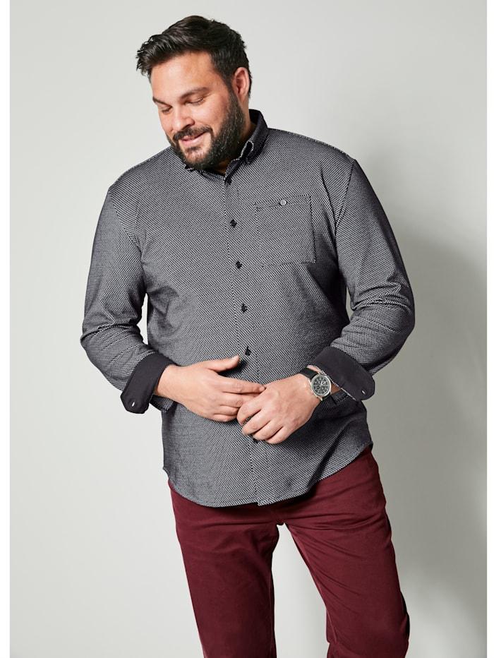 Hemd in Jersey Qualität