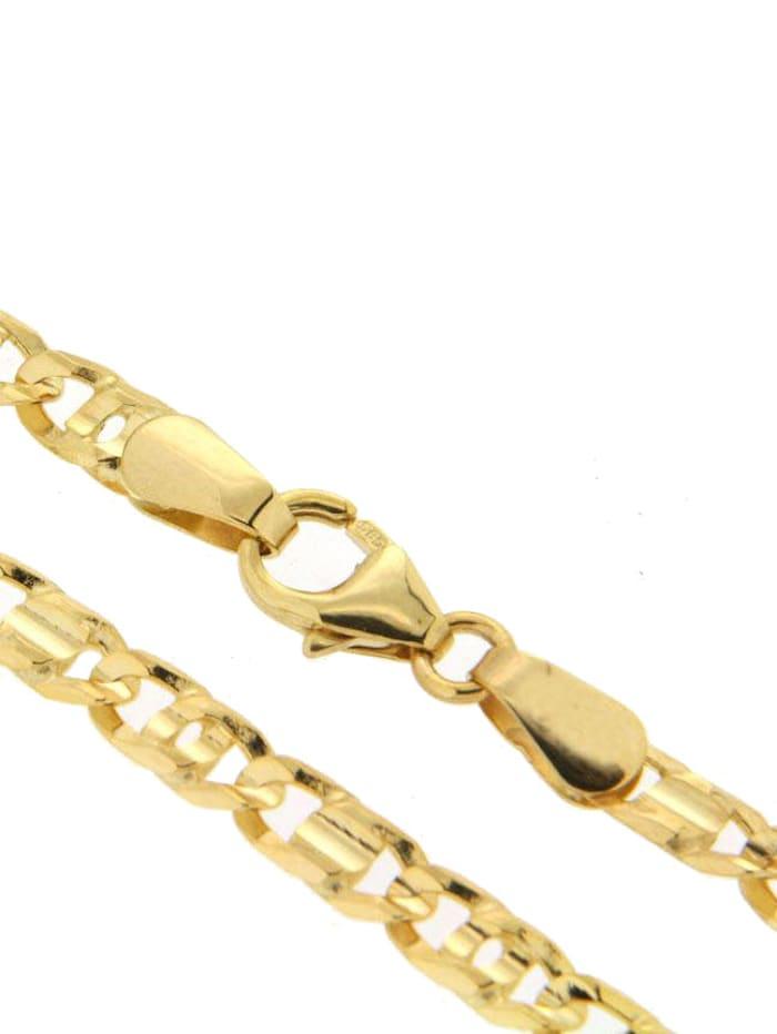 Tigerauge-Armband massiv