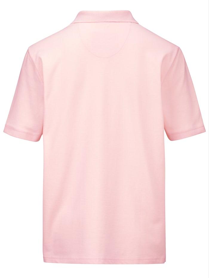 Poloshirt mit besonderen Prints