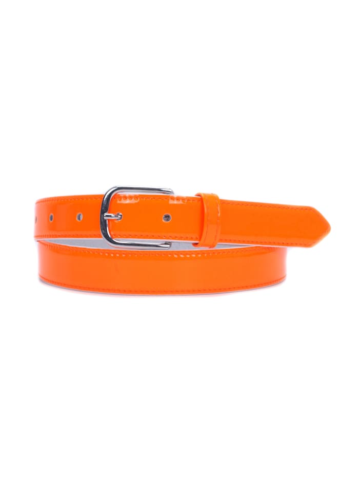 Buffalo Buffalo Gürtel - 120180 Andi, Neon-Orange