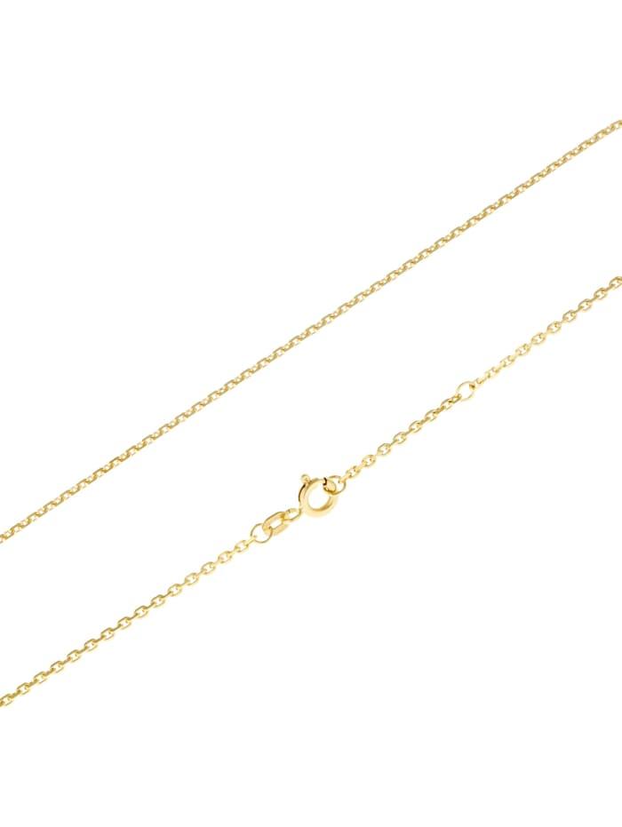CHRIST Damen-Kette 585er Gelbgold