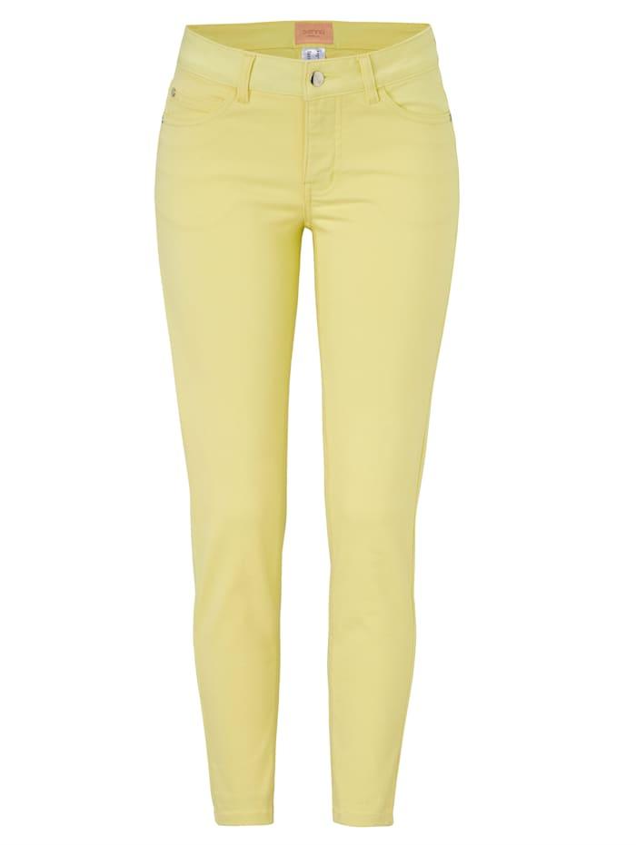 SIENNA Jeans, Zitronengelb