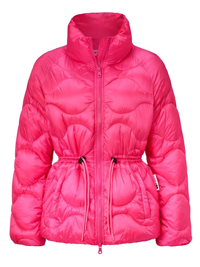 OOF Wear Steppjacke, Pink