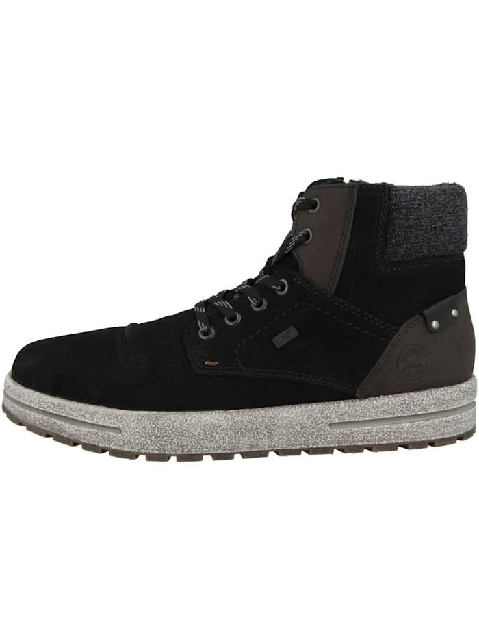 Rieker Boots Montana-Eriwa-Forato-Burlington, schwarz