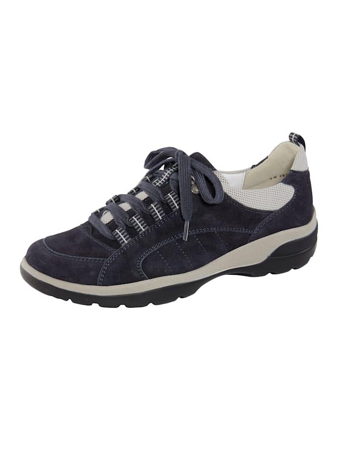 Semler Chaussures de trekking, Bleu foncé