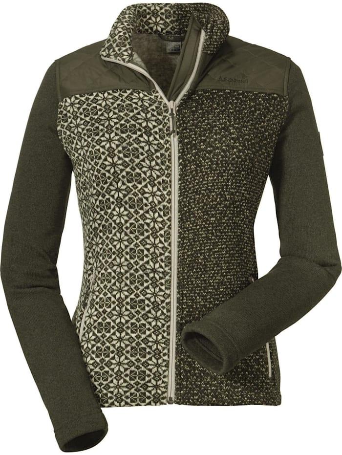 Schöffel Jacke Fleece Jacket Tscherms3