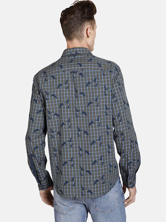 Shirtmaster Hemd thebirdshirt