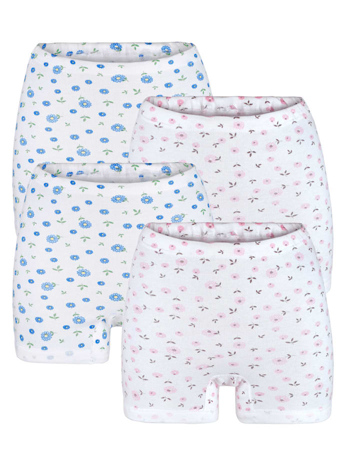 Harmony Lahkeelliset alushousut, Valkoinen