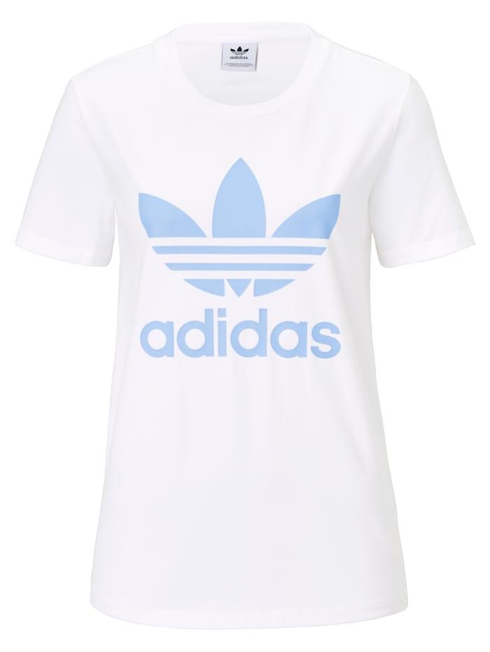 adidas T-Shirts, Weiß