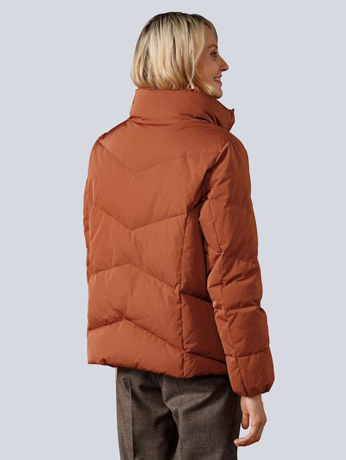 Jacke in wärmender Qualität