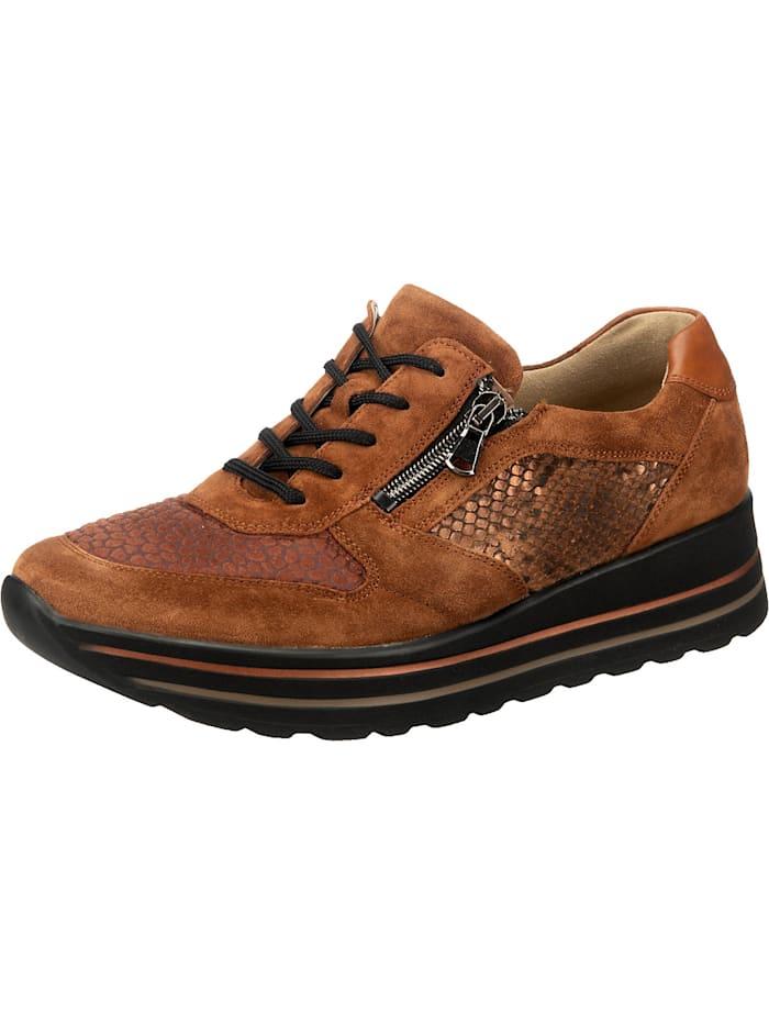 Waldläufer H-lana-soft Sneakers Low, cognac