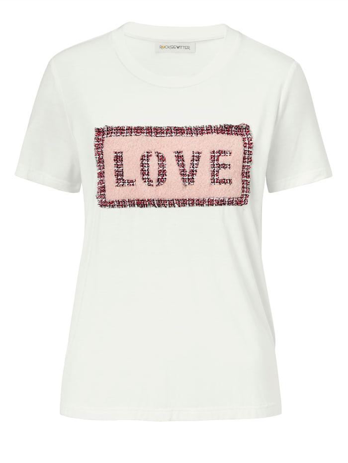 ROCKGEWITTER Shirt, Off-white