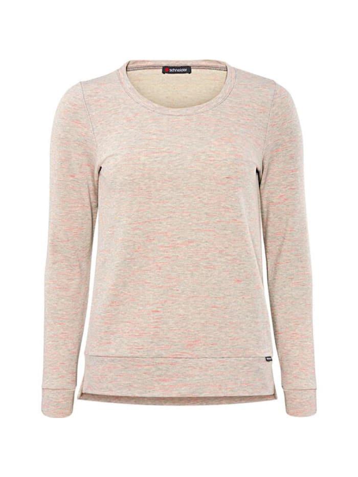 Schneider Sportwear Schneider Sportwear Sweatshirt PAMYW, Koralle