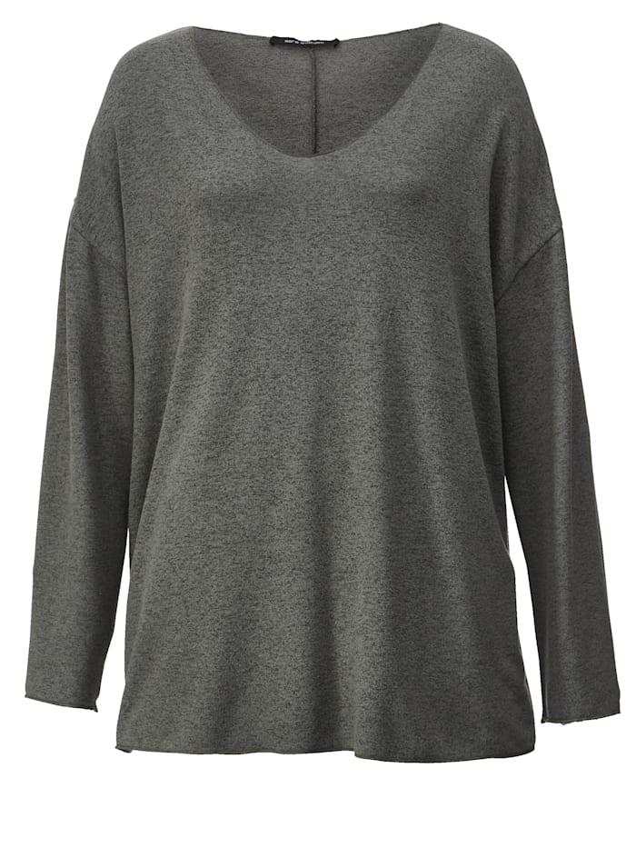 Tričko ve melírovaném vzhledu