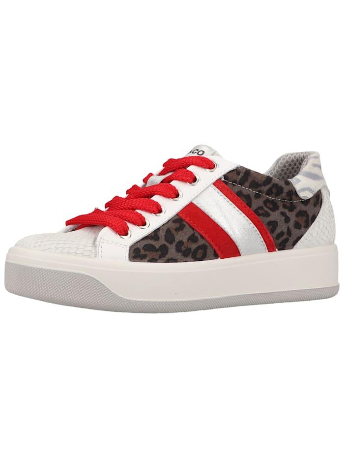 IGI&CO IGI&CO Sneaker, Weiß/Schwarz