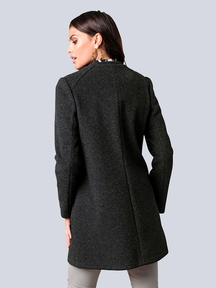 Fleece-Jacke in äußerst trageangenehmer Qualität