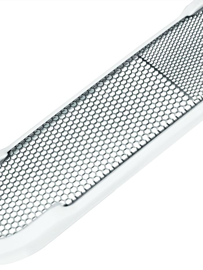 Fotfil av rostfritt stål