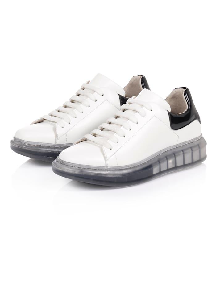 REKEN MAAR Sneaker, Weiß