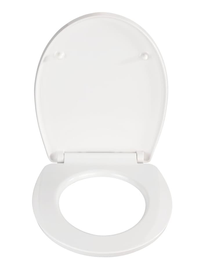 Premium WC-Sitz Colonial, aus antibakteriellem Duroplast, mit Absenkautomatik