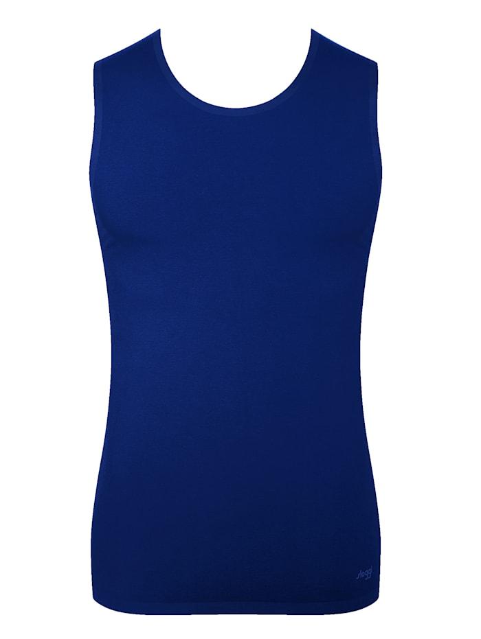 sloggi Cityshirt aus der Serie SLOGGI Zero Feel Tank, Marineblau