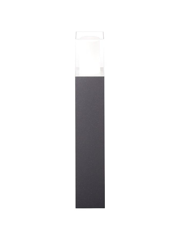 AEG Barbey LED Außenstandleuchte anthrazit/weiß, anthrazit/weiß