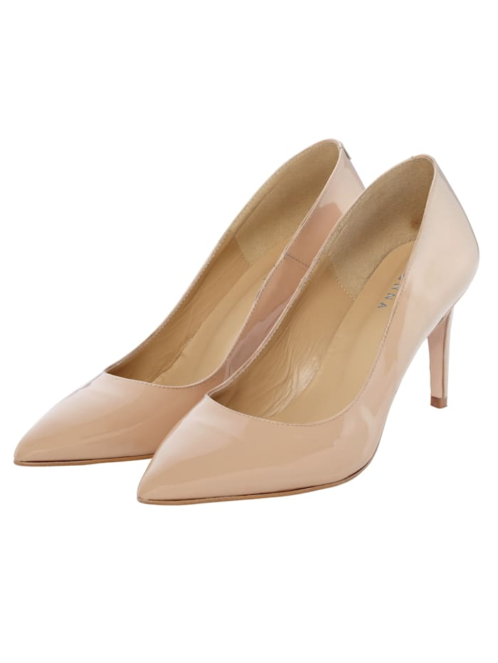 SIENNA Pumps, Nude