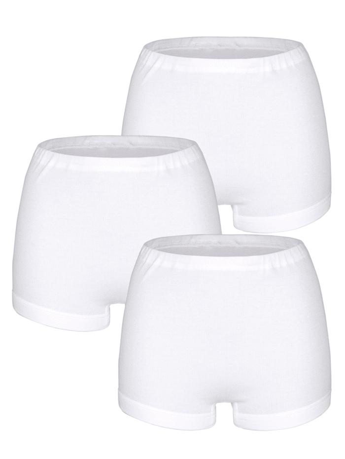 Nina von C. Panties Lot de 3, blanc